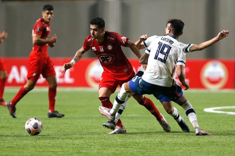 Unión La Calera cae ante Vélez Sarsfield por Copa Libertadores y es colista de su grupo