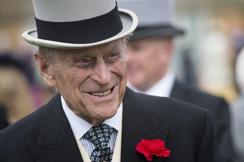 Revelan causa oficial de muerte del príncipe Felipe, el duque de Edimburgo