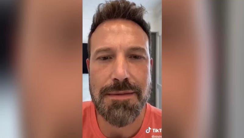 Ben Affleck fue rechazado en una app de citas por una tiktoker y su respuesta se hizo viral