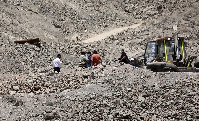 Accidente en mina La Nuestra de Atacama deja al menos un trabajador muerto