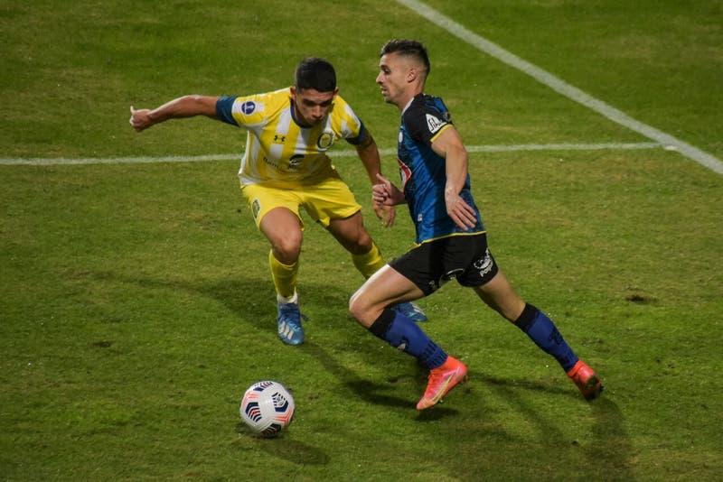 Huachipato iguala ante Rosario Central en Viña y lidera momentáneamente su grupo en la Sudamericana
