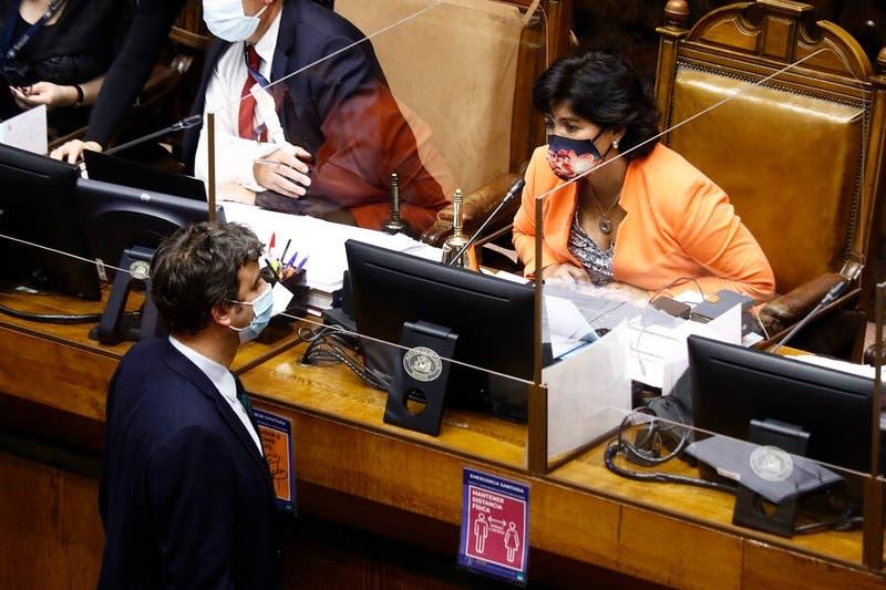 """Senadora Provoste y """"mínimos comunes"""" del ministro Ossa: """"Si no va a ayudar, no sea un obstáculo"""""""