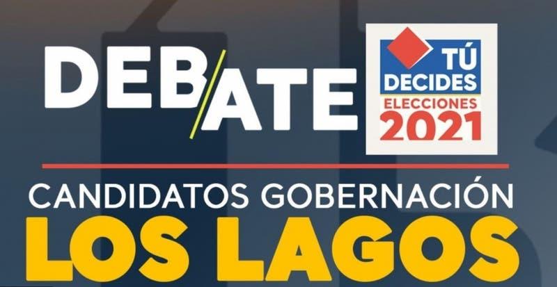 [EN VIVO] Elecciones 2021: el debate por la gobernación de Los Lagos