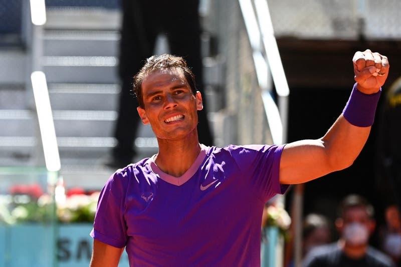 """Rafael Nadal tras eliminación del Madrid en la Champions: """"Estoy muy orgulloso de mi equipo"""""""