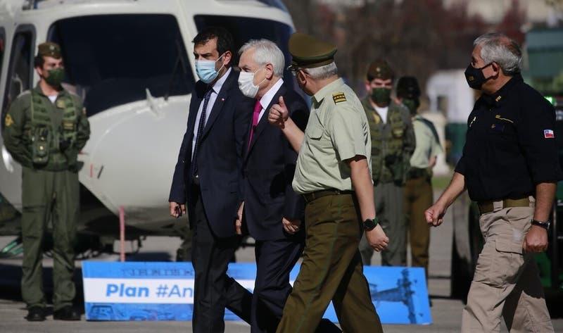 Presidente Piñera anuncia Plan Antiencerronas con medidas en 11 puntos críticos