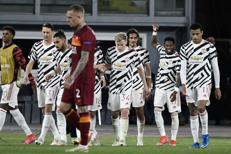 Manchester United y Villarreal disputarán la final de la Europa League