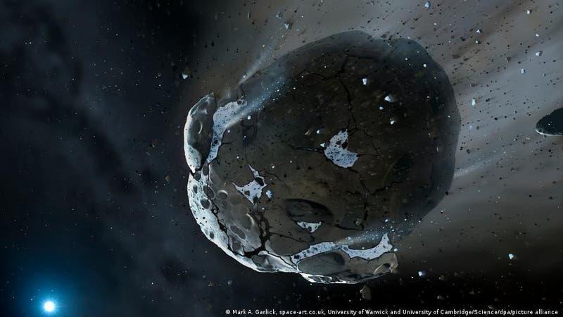 Simulación de asteroide de la NASA termina en desastre: impacta en Europa