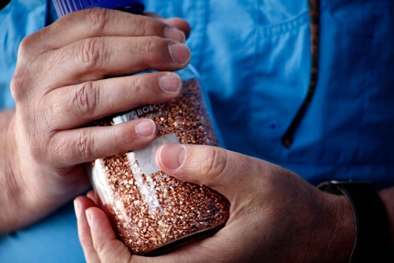 El cobre hace historia: primera vez sobre US$ 4,6 la libra