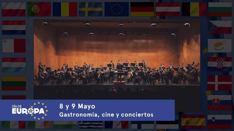 Gastronomía, cine y conciertos: disfruta el Día de Europa este fin de semana en feria virtual en GAM