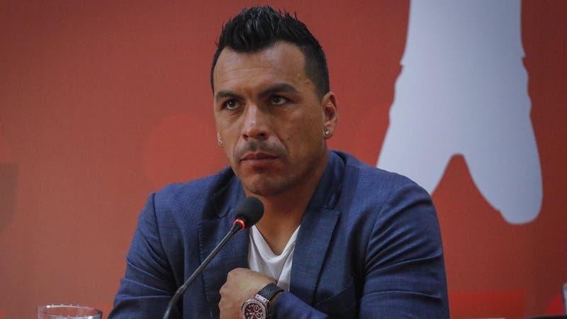 Dolor de cabeza para Esteban Paredes: San Antonio es obligado a pagar deuda con San Felipe