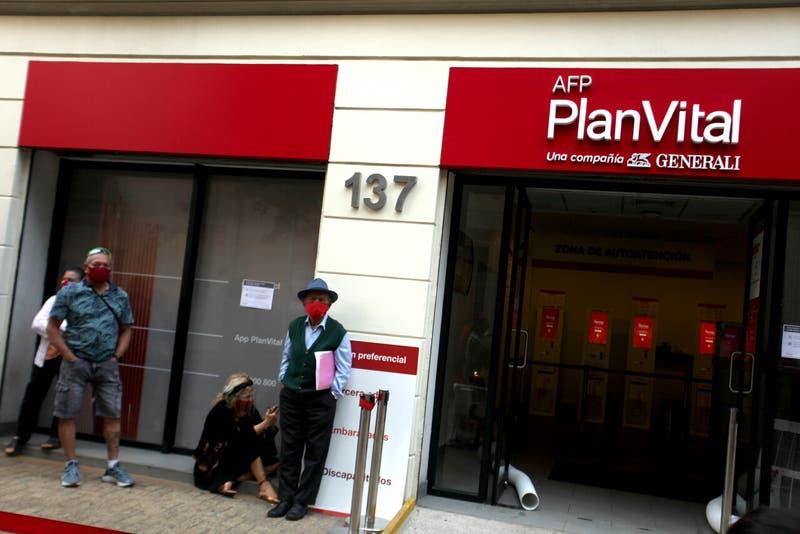 AFP Plan Vital se adelantó en el pago del tercer 10%