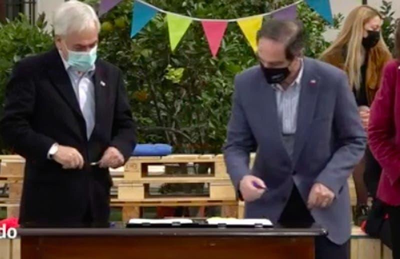 #ElijoTuApellido: Presidente Piñera promulga Ley que permite cambiar el orden de los apellidos
