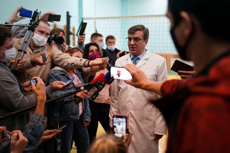 Reportan la desaparición del doctor que salvó la vida del opositor ruso Alexéi Navalny