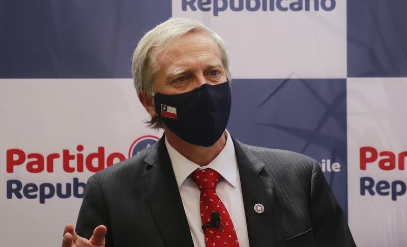 José Antonio Kast fue llamado para ser vocal de mesa: ley no lo inhabilita al ser presidente del PR