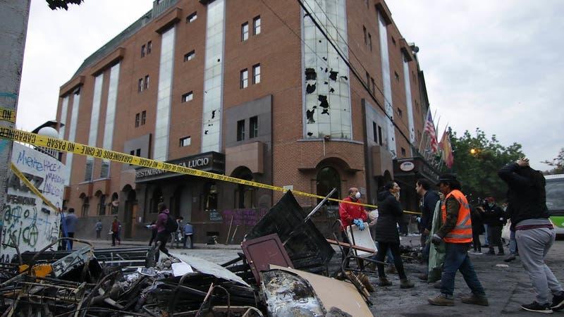 Condenan a cárcel efectiva a tres imputados absueltos por incendio del Hotel Principado de Asturias