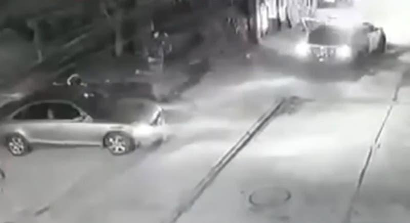 Carabinero disparó en el rostro a conductor que lo intentó atropellar en Macul