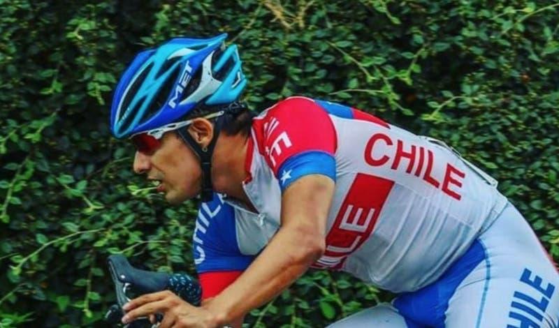 Muere Cristopher Mansilla múltiple medallista panamericano en ciclismo