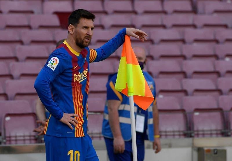 FC Barcelona y Lionel Messi ya negocian su renovación
