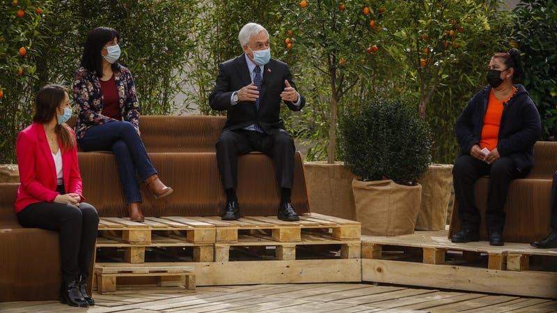 Piñera anuncia la Ley de Salud Mental: Éstos son los alcances de la nueva normativa