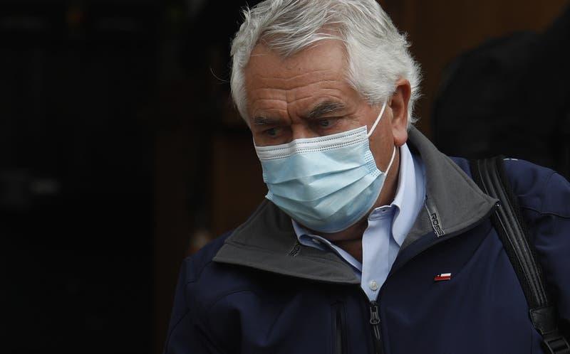 Ministro Paris se emociona por muerte de ciclista Cristopher Mansilla por COVID-19
