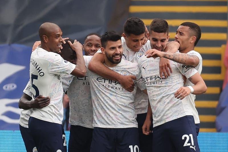 Manchester City es campeón de la Premier League tras la derrota del United