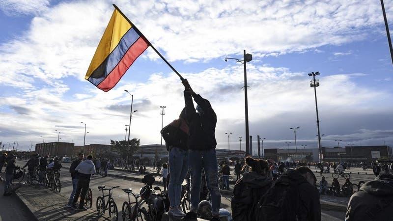 Protestas en Colombia: Al menos 42 muertos tras trece días de manifestaciones