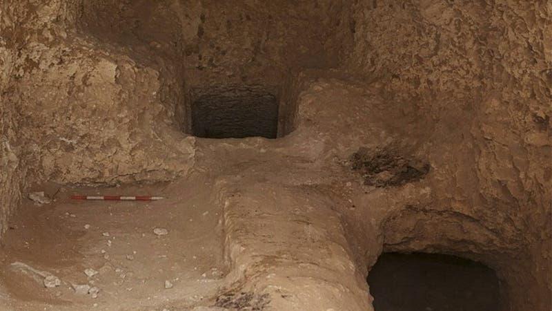 [FOTOS] Descubren 250 tumbas de hace más de 4.000 años en Egipto