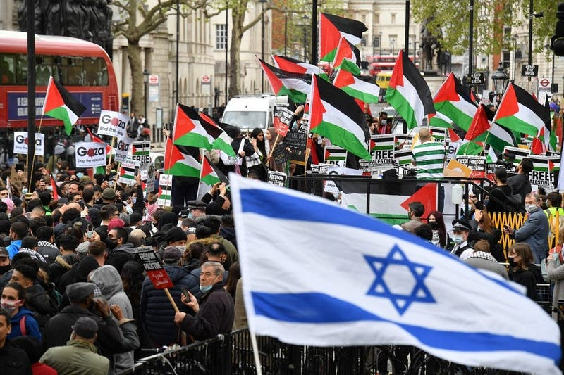 Conflicto palestino-israelí: Cuál es el origen de la disputa y por qué escaló la violencia