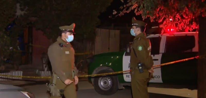 Hombre falleció tras ser apuñalado en Melipilla: Carabineros detuvo a una persona