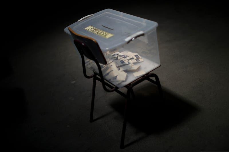 El sistema de seguridad que delatará si una urna fue abierta