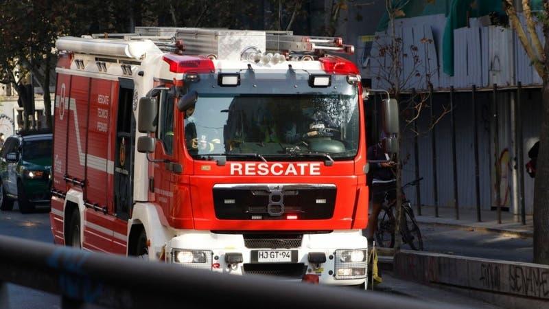 Anciana sufrió quemaduras tras explosión de una cocina en Valparaíso