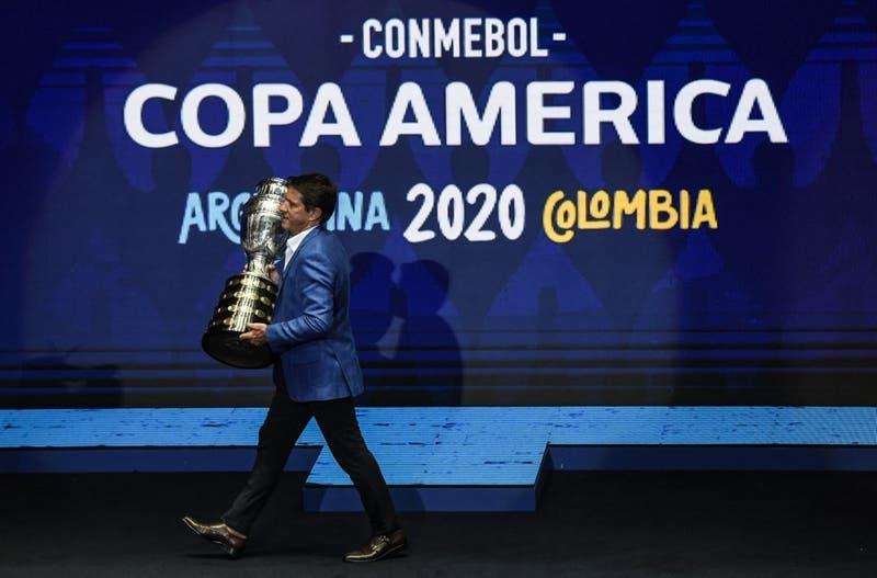 Conmebol ratifica a Argentina y Colombia como organizadores de la Copa América