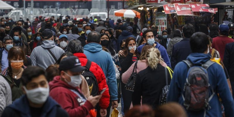 """Daza dice que """"fatiga pandémica"""" es parte del análisis en decisión de cuarentenas"""