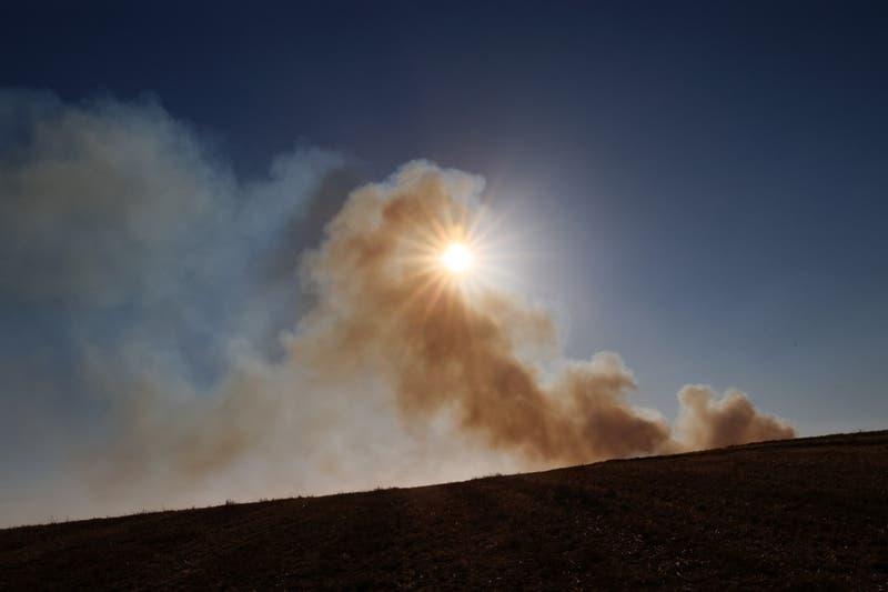Tres cohetes fueron disparados desde el sur de Líbano hacia Israel
