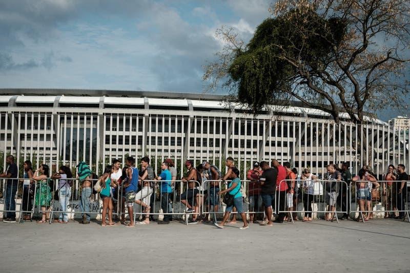 Brasil autoriza venta de entradas para el fútbol por primera vez desde el inicio de la pandemia