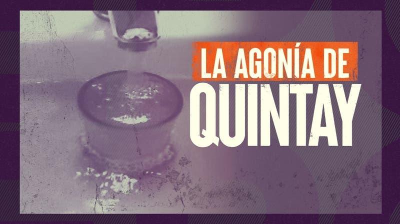 [VIDEO] Reportajes T13: Vecinos denuncian la agonía de Quintay