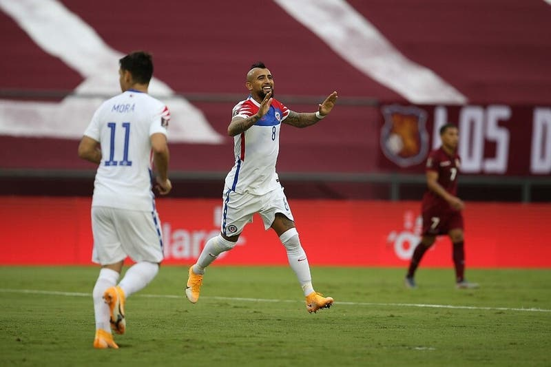 """Arturo Vidal: """"Me gustaría estar en los dos partidos de Clasificatorias y en la Copa América"""""""