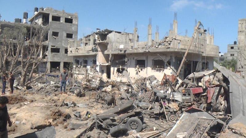 Conflicto entre Israel y Hamás: Mayor ofensiva aérea y de artillería en Gaza desde 2014