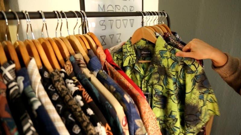 """#CómoLoHizo: """"Blumisas"""", la moda unisex que recicla ropa usada"""