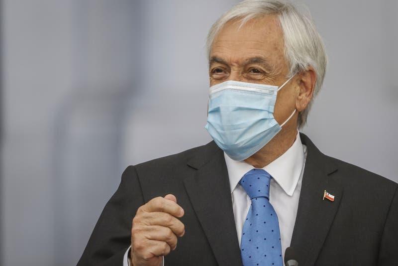 """Piñera: """"De todos depende que elecciones sean seguras"""""""