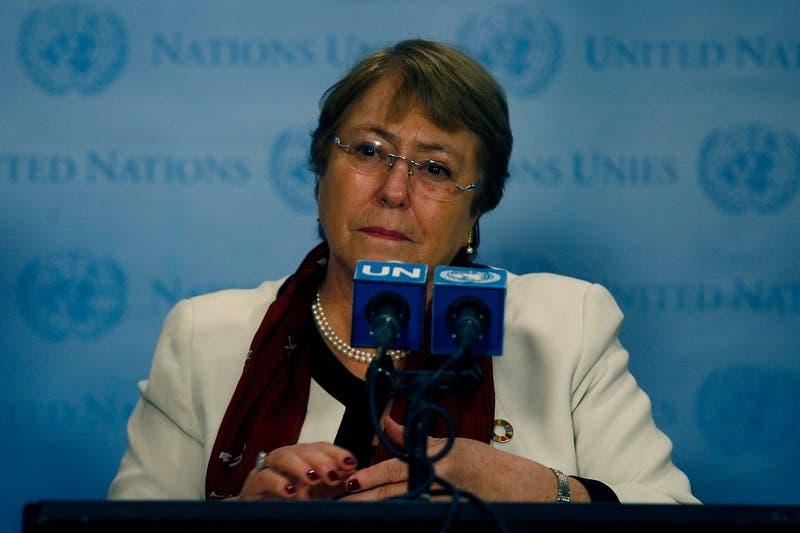 """Michelle Bachelet sobre elecciones: """"Miro con mucha esperanza lo que sucederá este fin de semana"""""""