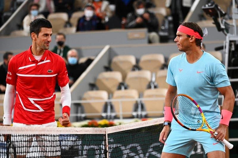 Djokovic y Nadal se enfrentan en la final del Master 1000 de Roma: Horario y donde verlo