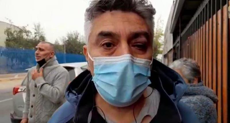Candidato a alcalde por Lo Espejo denuncia agresión en la calle