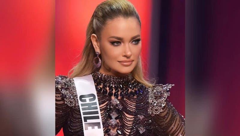 El accidente que sufrió Daniela Nicolás en Miss Universo y que debió cubrir con maquillaje