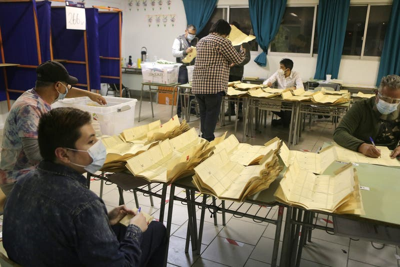 MINUTO A MINUTO: Revisa todos los resultados de las elecciones