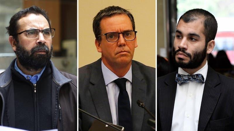 Hugo Gutiérrez, Harboe y Garín: Los parlamentarios que renunciaron e integrarán la constituyente
