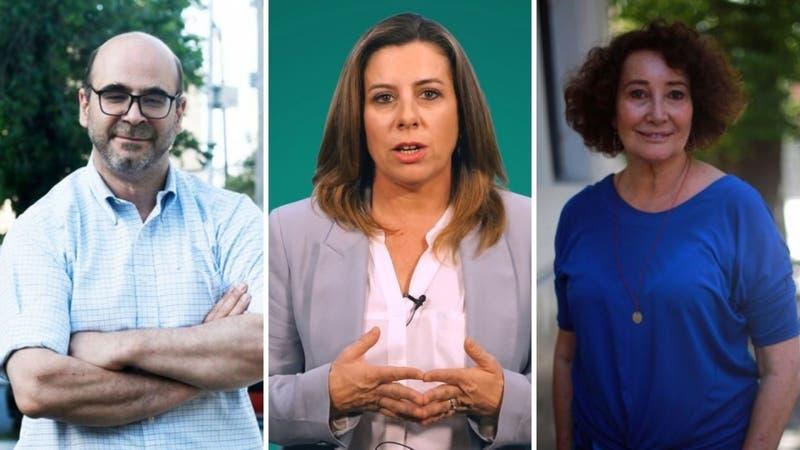 Con Atria, Marinovic y Politzer: Estos son los constituyentes que representarán al Distrito 10