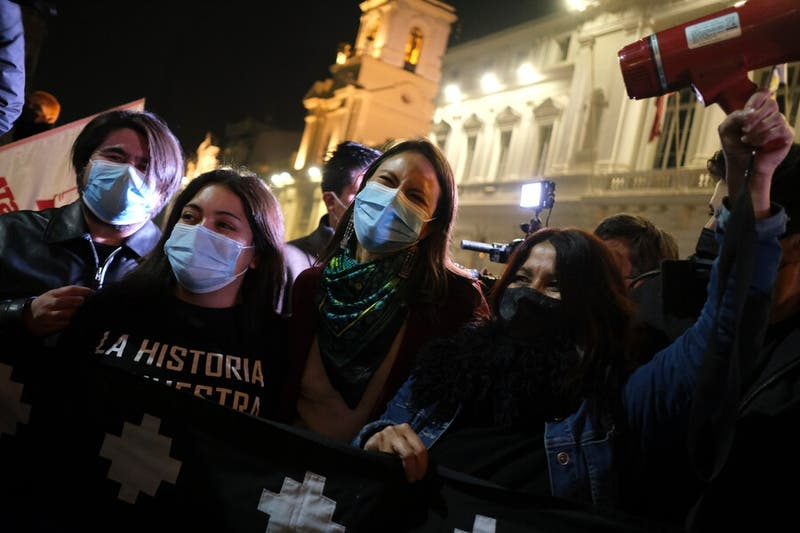Irací Hassler derrota a Felipe Alessandri y es la nueva alcaldesa de Santiago