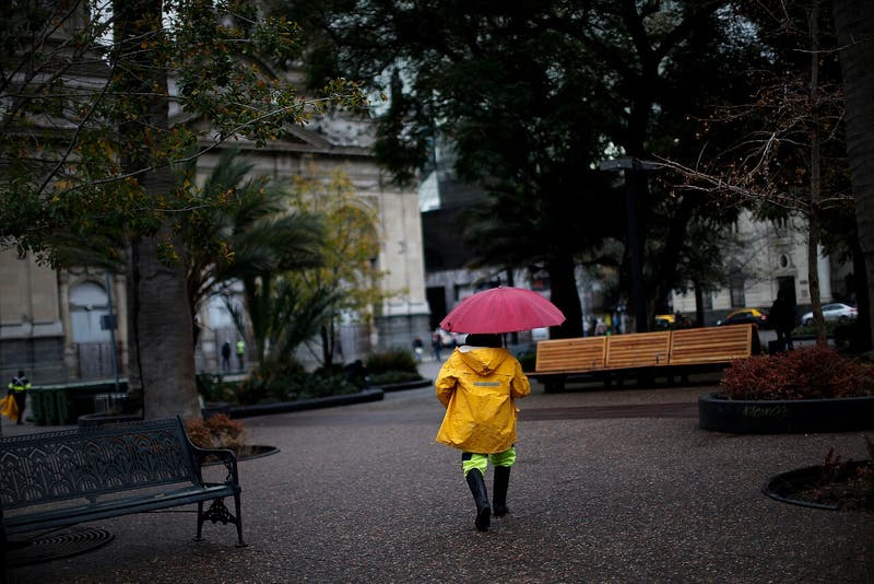 Pronostican posibles lluvias para esta semana en la RM