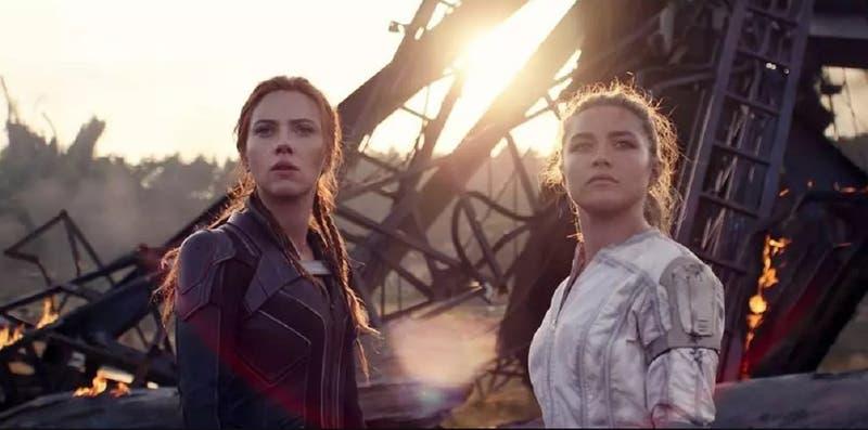 """Con inédita escena de acción: revelan nuevo y frenético adelanto de la película """"Black Widow"""""""